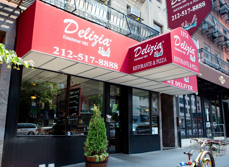 Delizia 73 Outside